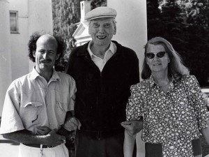 Artur Lundkvist, Maria Wine och Rene Vazquez Diaz