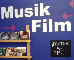 Musikbiblioteket i Gävle
