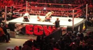wrestling Jerico vs Cena
