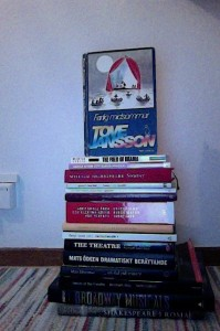 Teaterböcker