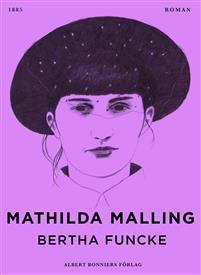 Bokomslag: Berta Funcke av Mathilda Malling