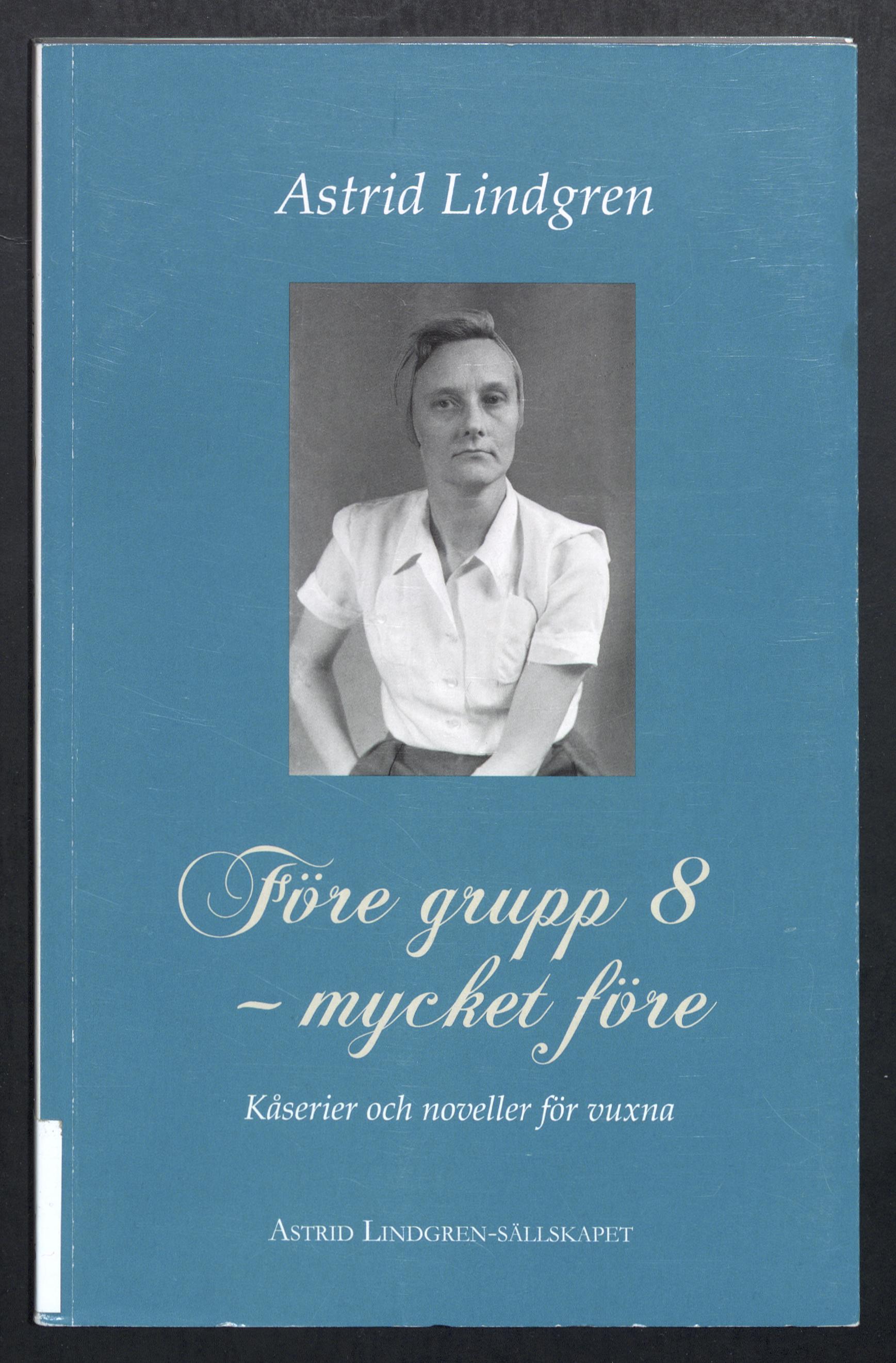 Skrev Astrid Lindgren kåserier?