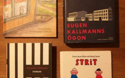 Bokutgivning, nytt romanprojekt – och såklart – ett julklappstips!