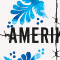 Grupplogga för Amerikansk jord av Jeanine Cummnis - Tranemo bibliotek