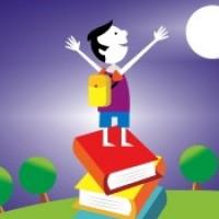 Grupplogga för Barnboksvänner