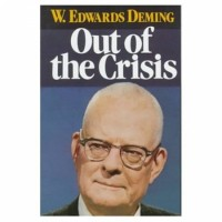 Grupplogga för Deming - Out of the Crisis
