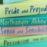 Grupplogga för Jane Austen-bokcirkel 2019-2020 (avslutad)