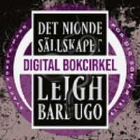 Grupplogga för Det nionde sällskapet (bokcirkel med Norrköpings stadsbibliotek)